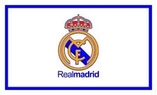 REAL MADRID FOOTBALL FLAG 3x5FT 90x150CM