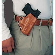 DeSantis Glock 43 Thumb Break Mini Slide Holster, Tan, 085BA8BZ0