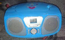 CD Radio/ Kinderradio Portable - bigben - blau - beleuchtetes Display