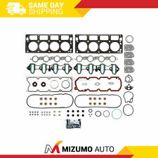 Head Gasket Set Fit 02-03 Chevrolet Buick Cadillac GMC 4.8 & 5.3 V8 OHV C M