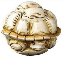 BOTERO #TJRPTU TURTLE Box Figurine HARMONY KINGDOM ROLY POLYS ARTIST ADAM BINDER