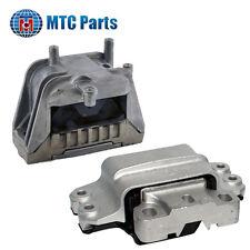 MTC Engine & Trans Mount 2PCS for 2006-2014 VW Golf Jetta Rabbit 2.5L for Manual