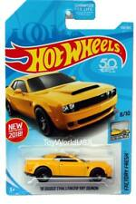 2018 Hot Wheels #319 Factory Fresh '18 Dodge Challenger SRT Demon
