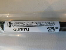 Rainshadow UNITY RX6  UNIF905-2OG 9' 5 wt. 2 pc. fly rod blank for rod building
