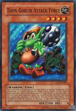 Yugioh Card - Toon Goblin Attack Force *Super Rare* DL7-EN001 (NM/M)