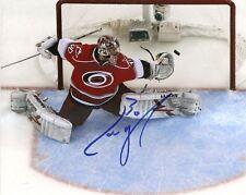 Cam Ward Hurricanes Hockey Signed Auto 8x10 PHOTO COA
