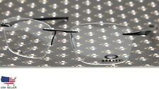 NEW OAKLEY WINGFOLD EVS OX5115-0253 SATIN BLACK EYEGLASSES GLASSES 53-18-139mm
