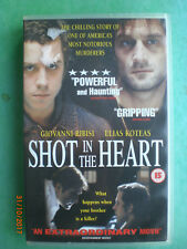 SHOT IN THE HEART  (NEW)   -  BIG BOX  ORIGINAL RARE AND DELETED