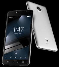Teléfonos móviles libres negro con conexión Bluetooth, 2 GB