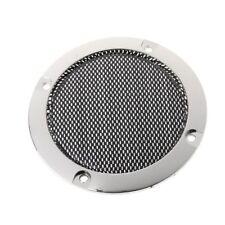 "3"" inch Black Audio Speaker Cover Decorative Circle Metal Mesh Grille"