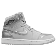 Jordan 1 Retro High Silver 25th Anniversary 2010