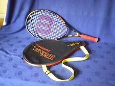 WILSON SAMPRAS COMP 25 TENNIS RACKET WITH COVER