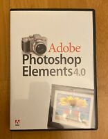 Adobe Photoshop Elements 4.0 für MAC #A10