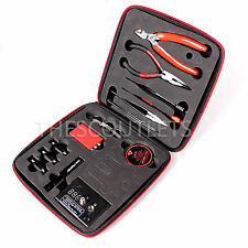 Updated Vape DIY 6-in-1 Coil Master Tool Kit for Jig Rebuildable Atomizer