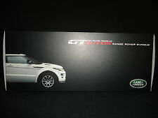 Welly Land Rover Range Rover Evoque White w/ Black Top 1/18 High Quality Version