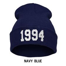 Winter Men Women Winter BEANIE Hat Worm Hat 1994 Hats Cap SKI Baggy Fun