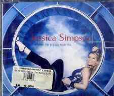 JESSICA SIMPSON I Think I'm in Love with You CD Single NEW SEALED