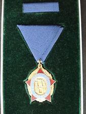 Yugoslavia, Croatia, Ministry of Internal Affairs, Zagreb; Police order, medal