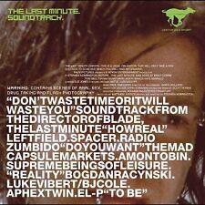 Last Minute Various Artists MUSIC CD