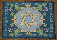 Hanukkah ~ Star of David Tapestry Placemat