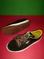 PUMA Men's GV Special Fashion Sneaker Black, Yellow, and Red Size 9.5