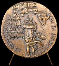 Médaille Paul Paulus VI Pape Papa Pope Cognosco Meas ... médal