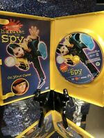 HARRIET THE SPY On Your Case! (DVD, 2003) Like New Nickelodeon WS Yellow Case!