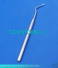 6 Root Tip Pick Elevator #9L Surgical  Dental Instruments