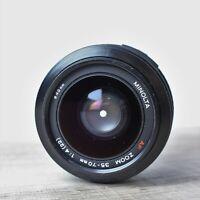 Minolta AF Zoom 35-70mm 1:4(22) 49mm für Sony A-Mount