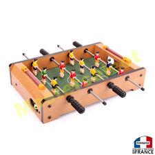 Petit baby foot de table jeu mini babyfoot football pour famille