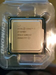 Intel Core i7-6700T 2.80GHz CPU LGA 1151 SR2L3 Quad Core