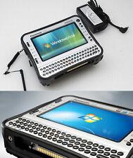Militar Tableta PC Notebook Panasonic CF-U1 32GB SSD HDD 1GB RAM IP65 BT WLAN