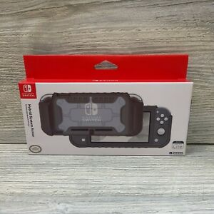NEW HORI Hybrid System Armor for Nintendo Switch Lite Gray Protective Case Shell