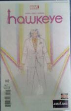 All New Hawkeye #2 Marvel comic Lemire Perez 2015 1st print NM