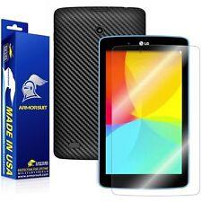 ArmorSuit MilitaryShield LG G Pad 7.0 Screen Protector + Black Carbon Fiber Skin