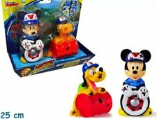 Mickey Roadster Racers Squeeze Toys Bath Tub Pool Disney World Theme Parks NEW