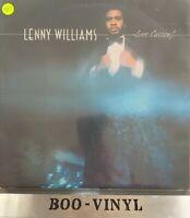 LENNY WILLIAMS LP, LOVE CURRENT (MCA US Issue Ex Con
