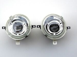 Right and Left foglights lamps lights set pair for Hyundai Terracan HP 2001-2004