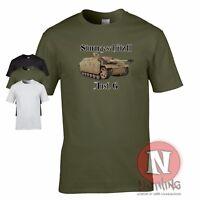 Sturmgeschütz 3 ausf. g T-shirt German WW2 military armour tank destroyer Stug 3