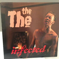 THE THE - INFECTED   Original 1986  UK Vinyl LP LE  Torture Sleeve  NM  UNPLAYED