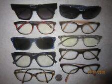 Mix Lot of 10 SEE-Revo-Bvlgari-Fendi-SALT Plastic Eyeglasses Men Women Hollywood