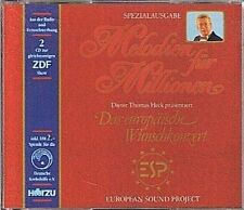 European Sound Project Melodien für Millionen (1989, Spezialausgabe) [2 CD]