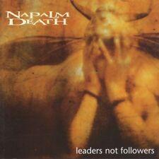 NAPALM DEATH - Leaders Not Followers - CD - Neu OVP