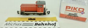 Br 311 DB Ag Diesel Locomotive EP V Dss PluX18 Piko 47501 TT 1:120 HK2 Å