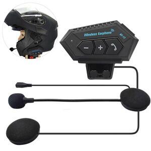 Motorrad Helm Bluetooth Headset Helm Sprechanlage Gegensprechanlage