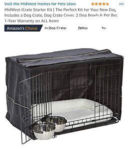 dog crates medium 30 Inches