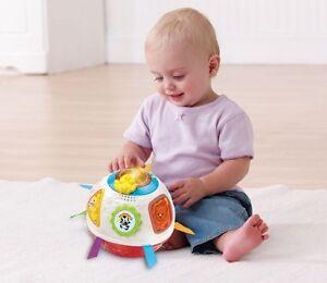 Ab 12 Monate Baby Entdecker Ball Musik Tanzen Kugel Bewegen Formen Tiere Lied