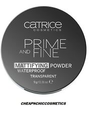 Catrice - Poudre Matifiante  Mattifying Powder Waterproof