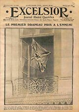 Drapeau Deutsches Heer Saint-Blaise Vallée la Bruche Invalides Paris WWI 1914