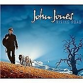 John Jones-Rising Road CD